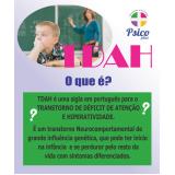 avaliação neuropsicológica TDAH na Vila Prudente