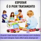 avaliações neuropsicológicas autismo Parque Ibirapuera