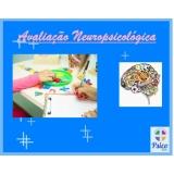 Avaliação Neuropsicológica Memória