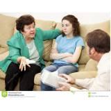 avaliação psicológica de família em conflito
