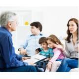 clínica para avaliação psicológica de família em conflito Parque Ibirapuera