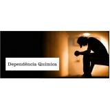 clínica psiquiatria para dependentes químicos endereços Vila Carrão