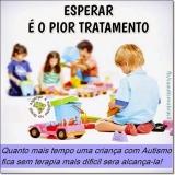 clínicas de avaliação psicológica autismo Vila Carrão