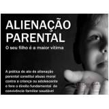 laudo psicológico de alienação parental Jardim Europa